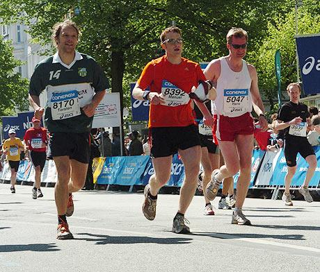 Hamburg Marathon 2007