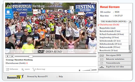 Hamburg Marathon Video