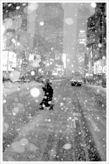 New York, 2003