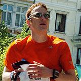 Läufer Manuel Biermann