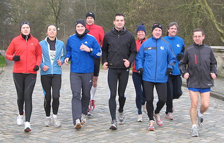 2. Lauf - Winterlaufserie Bremen